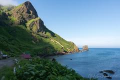 (GenJapan1986) Tags: travel sea japan landscape island hokkaido     youthhostel  25mm   2013    nikond600 zf2 rebunisland  distagont225