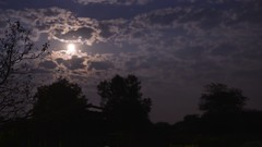 Full Moon Farm Timelapse (candersonclick) Tags: timelapse illinois fullmoon leroy timelapsenocturnescloudsd600