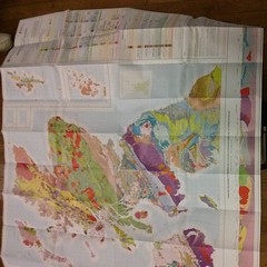 My favourite Souvenir: A geological map of North UK (JF Sebastian) Tags: scotland colorful unitedkingdom map squareformat geology nexus4 morethan100visits morethan250visits instagramapp uploaded:by=instagram foursquare:venue=4bd7411d304fce72ec4433ab