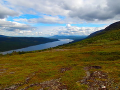 View (petrusko.rm) Tags: summer vacation mountain sweden olympus jmtland tg1