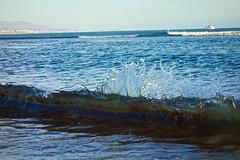 DSC02088 (Matt Larmand Photo) Tags: california blue light summer green art beach wet water sand waves sony tube barrel pit shore shack southerncalifornia danapoint shorebreak waterhousing rx100 waterphotography sonyrx100 ikelitewaterhousing