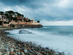 Cala Baladrar - Benissa - (monsalo) Tags: mar agua mediterraneo playa nubes calpe calp monsalo