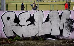 Relm (delete08) Tags: street urban streetart graffiti delete slough