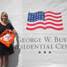 "Texas: Kelly Rhodes Cushman '92 attended the dedication of the George W. Bush Library and Museum in Dallas and was sure to include her Tiger pride. • <a style=""font-size:0.8em;"" href=""http://www.flickr.com/photos/49650603@N07/9801536305/"" target=""_blank"">View on Flickr</a>"