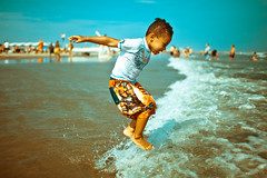 Jump Into The Weekend (espressoDOM) Tags: ocean newjersey dash jersey shorts thor marvel wildwood marvelcomics southjersey boyslife theshore theatlantic dashier meuswe dashielmeuswe