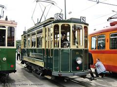 Stoag 25 - Essen_6417_2013-09-21 (linie305) Tags: 120 essen tram historic 25 oldtimer years streetcar tramway oberhausen jahre stadtwerke streetcars historisch jubilum stoag strasenbahn
