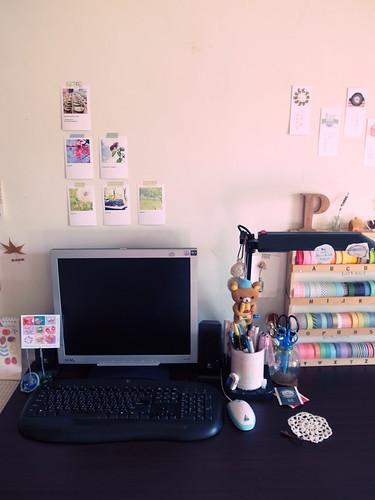 我的工作桌16