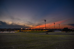 Bama Sunset (Jonathan Daniels1) Tags: sunset colors lights cool nikon university pretty angle soccer alabama wide tokina radical fields d7100 1116mm verywow