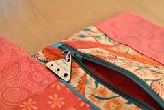 Double needle Tip Case (picperfic) Tags: bag case double organizer tip needle organiser knitpicks knitpro chiaogoo