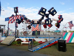 Screamin Eagle (trumpeterny) Tags: county carnival festival amusement fairgrounds ride fair rides wade amusements lumberton robeson robesoncounty lumbertonnc wadeshows robesoncountyfair robesonregionalfair
