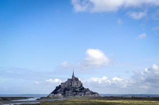Normandia - Le Mont-Saint-Michel