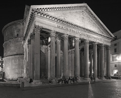 Il Pantheon (DCullenV) Tags: mono architecture architettura arquitectura art arte beauty belleza biancoenero black blackandwhite blackwhitephotos blancoynegro brancoepreto buildings bw candid cielo cityscape clear columnas columns decv europa europe exterior foto gente stone piedra granite granito marble mármol gray grey italia italy lazio monument monumento musei museo museum night nikon noche notte nuit people photo photography piazza plaza primavera public publico publicspace publicspaces sky spring street streetart streetphotography temple travel up urban urbano urbanscape wood ngc nikonflickraward geotagged skancheli