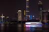 Pearl River boats. (jssutt) Tags: guangzhou china longexposure blur night skyscraper neon bridges blurred tourist tourists nightphoto shamianisland cantontower jssutt jeffsuttlemyre guangzhou2013 guangddong pearlriverboats