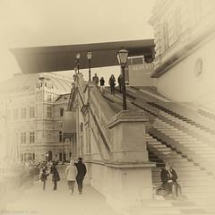 Albertina (@photobjorn) Tags: bw monochrome architecture austria österreich opera cityscapes wideangle 11 d200 urbanscapes tokina12244 apsc silverefex
