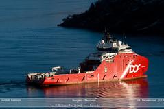 Skandi Iceman (Aviation & Maritime) Tags: norway dof offshore tug bergen supply ahts anchorhandlingtugsupply dofmanagement ahtug skandiiceman icemanas
