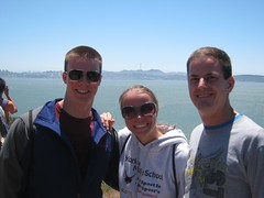 """Davy, Christie, and Derek on Angel Island • <a style=""""font-size:0.8em;"""" href=""""http://www.flickr.com/photos/109120354@N07/11042917094/"""" target=""""_blank"""">View on Flickr</a>"""