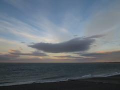 Karukinka me despide (DanyusChopping) Tags: sunset sky patagonia del clouds de atardecer cielo nubes fuego primera estrecho tierra magallanes angostura vision:sunset=076 vision:mountain=0705 vision:outdoor=099 vision:sky=099 vision:car=0717 vision:ocean=0646 vision:clouds=0985