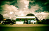 If I didn't have to I wouldn't (Jodie Dobson (Moving Country) is that busy?) Tags: sky green clouds canon roadtrip 100v10f caribbean generalstore grandcayman 35faves
