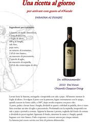 Una ricetta al giorno: faraona ai funghi (cantineleonardodavinci) Tags: christmas wine davinci chianti funghi natale faraona vino ricetta classico reipe