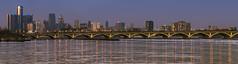 Belle view (Notkalvin) Tags: bridge skyline michigan detroit belleisle rencen renaissancecenter motown motorcity mikekline michaelkline notkalvin notkalvinphotography