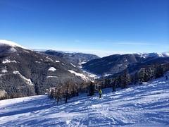 Skifahren am Neujahrstag in Bad Kleinkirchheim