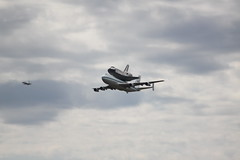 Discovery Shuttle Dulles 2012 (Brandon Gwinup) Tags: airplane airport dulles space nasa shuttle discovery piggyback 2012