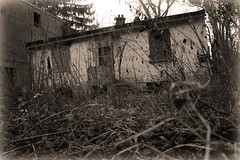 Mystre abandonn (FranSight) Tags: france canon eos 50mm photo flickr noir image picture ruine sight maison et blanc facebook spia moselle urbex abandonn 70d abondon fransight franimage franimages