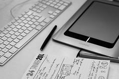 Graphisme (capucine.parayre) Tags: lyon dessin clavier pavé stylo graphistes