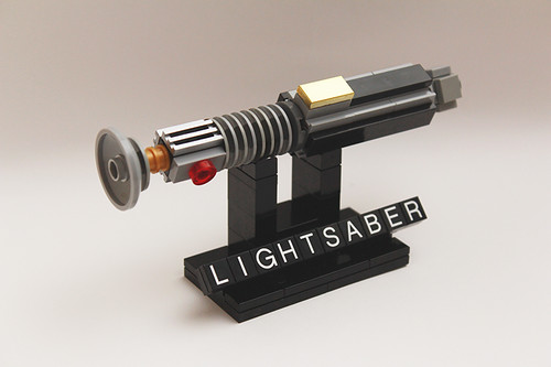 Mini Lightsaber