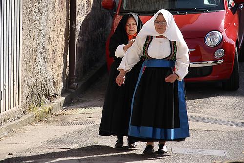 Busachi - Sardinia