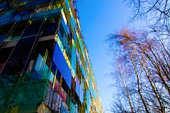 Novartis office building by Diener & Diener (unitb2014) Tags: architecture buildings jones student fieldtrip oxford material year2 theo brookes unitb
