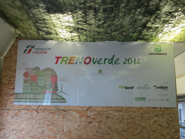 Thumbnail for                                #TRENOVERDE 2014