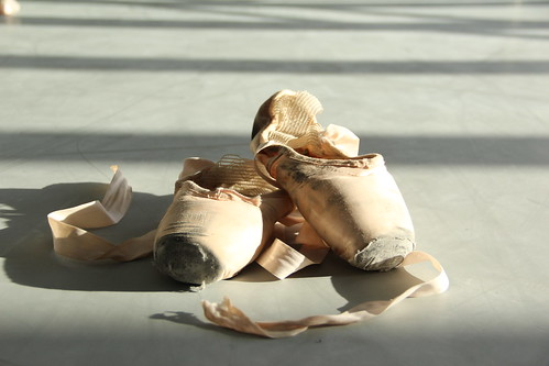 What's in dancers' ballet bags?