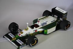 Tamiya 1:20 Lotus 102B (IPMS Middleton Cheney) Tags: show car club team model display lotus f1 hobby racing formulaone johnny 102 1991 tamiya herbert formula1 diorama motorsport ipms ipmsmiddletoncheney