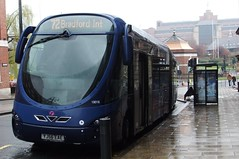 Leeds (Andrew Stopford) Tags: volvo leeds first wright streetcar ftr hyperlink quarryhouse b7la yj56eae