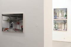 photoset: Schleifmühlgasse Galerienrundgang (Senn, König, Engholm, Kargl, 22.3.2014)