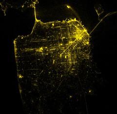 5.3 million of tiny dots (morozgrafix) Tags: sanfrancisco map data visualization geo plot geotags geodata