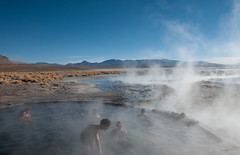 Termas de Polques Hot Springs, Bolivia