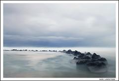 BLEU-GRIS (Marc Laboutique) Tags: ocean reunion pose de island la long exposure ile indien longue