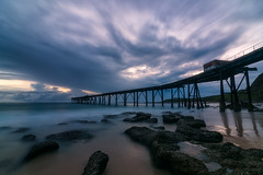 First Day of Autumn, Catherine Hill Bay (Orange Orb Photography) Tags: beach sunrise water centralcoast seascape catherinehillbay newsouthwales australia clouds