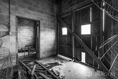 Old Stanley Distillery (AP Imagery) Tags: urbex ruraldecay abandoned daviess decay blackandwhite old monochrome industrial ky distillery bw kentucky medley stanley usa