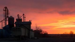 Sunrise - Boone, CO
