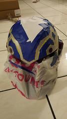 20170303_190315 (roguerebels) Tags: star wars rogue rebels costume cosplay costuming cosplaying wip build rebel season 3 iii three sabine wren clan mandalorian mando merc explosive artist nme nmeprops props
