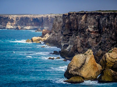 Nullarbor's Cliffs (Lanceflot) Tags: australia cliff south head bight whales watching landscapes coastal coast sea ocean littoral