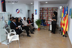 """Se presenta el libro del escritor dominicano José Rafael Laine Herrera en Valencia • <a style=""""font-size:0.8em;"""" href=""""http://www.flickr.com/photos/136092263@N07/32907914464/"""" target=""""_blank"""">View on Flickr</a>"""