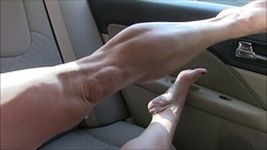 vlcsnap-2017-04-02-21h26m54s134 (ARDENT PHOTOGRAPHER) Tags: muscular calves flexing female biglegs veiny sexy