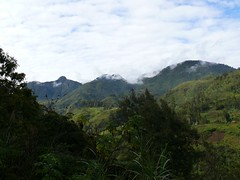 mount hagen view from kumul lodge (Pete Read) Tags: mount hagen kumul lodge papau new guinea