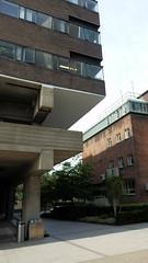 Daysh Building, Newcaslte III (Twizzer88) Tags: uk unitedkingdom greatbritain britain england newcastleupontyne newcastle tyneandwear tyneside architecture modernism modernist concrete university uni universitycampus newcastleuniversity