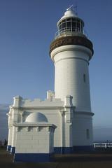Roshambo (Swebbatron) Tags: australia newsouthwales byronbay lighthouse 2008 travel lonelyplanet fuji radlab lifeofswebb sunset evening dusk