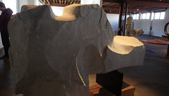 My Impressions of The Noguchi Museum NYC # 47 (catchesthelight) Tags: noguchi thenoguchimuseumnyc stone sculptures